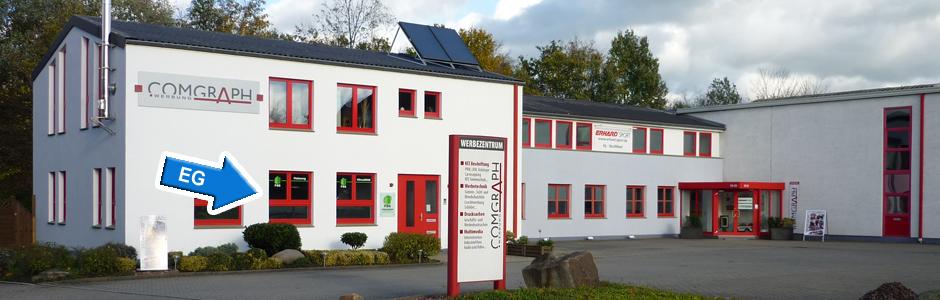 Vermietung von Büro- und Lagerflächen – Südfeld 23-25 in Kamen